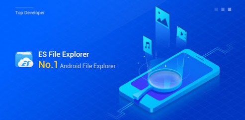 دانلود بازی ES File Explorer File Manager