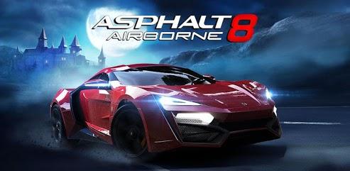 دانلود بازی Asphalt 8: Airborne