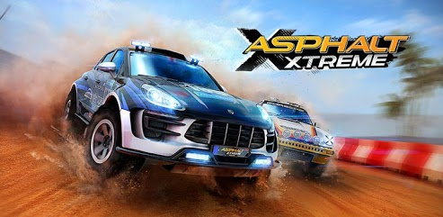 دانلود برنامه Asphalt Xtreme: Rally Racing