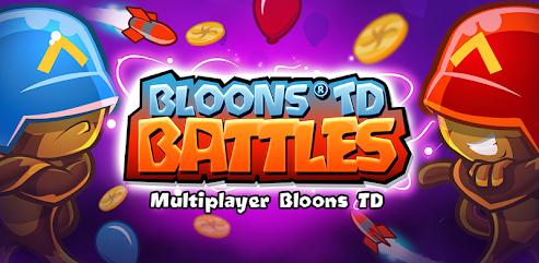 دانلود بازی Bloons TD Battles