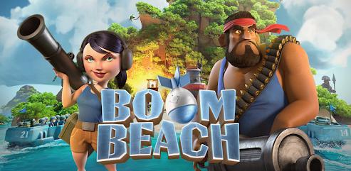 دانلود برنامه Boom Beach