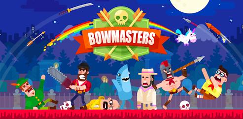 دانلود بازی Bowmasters