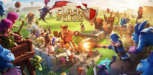 دانلود برنامه Clash of Clans