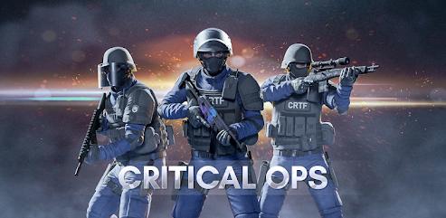 دانلود بازی Critical Ops