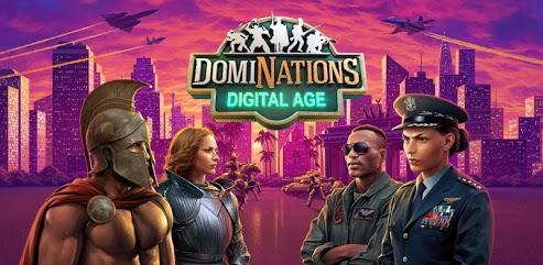 دانلود برنامه DomiNations