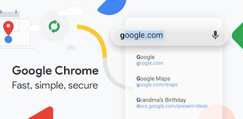 دانلود بازی Google Chrome