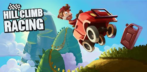 دانلود بازی Hill Climb Racing