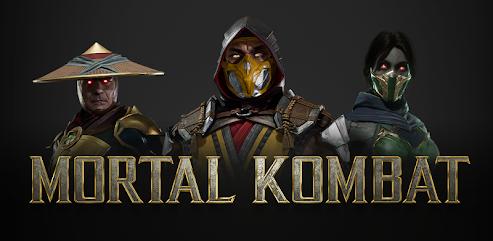 دانلود بازی MORTAL KOMBAT