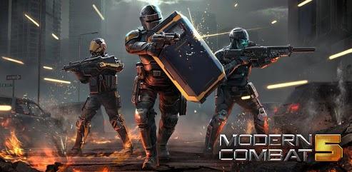 دانلود برنامه Modern Combat 5: eSports FPS