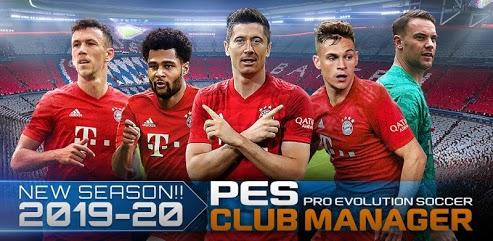 دانلود بازی PES CLUB MANAGER