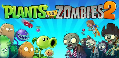 دانلود بازی Plants vs Zombies 2