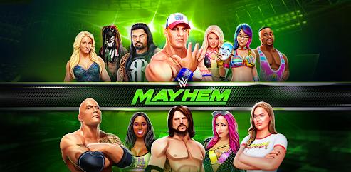 دانلود بازی WWE Mayhem