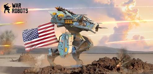 دانلود برنامه War Robots
