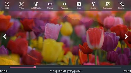 دانلود AndroVid Pro Video Editor