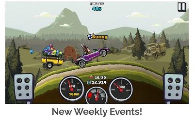 دانلود Hill Climb Racing 2