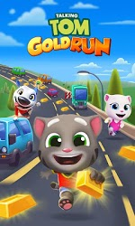 دانلود Talking Tom Gold Run